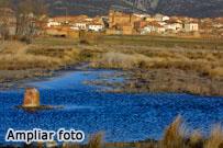 Foto de la Laguna de Gallocanta