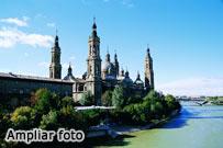 Foto de la Basílica del Pilar de Zaragoza